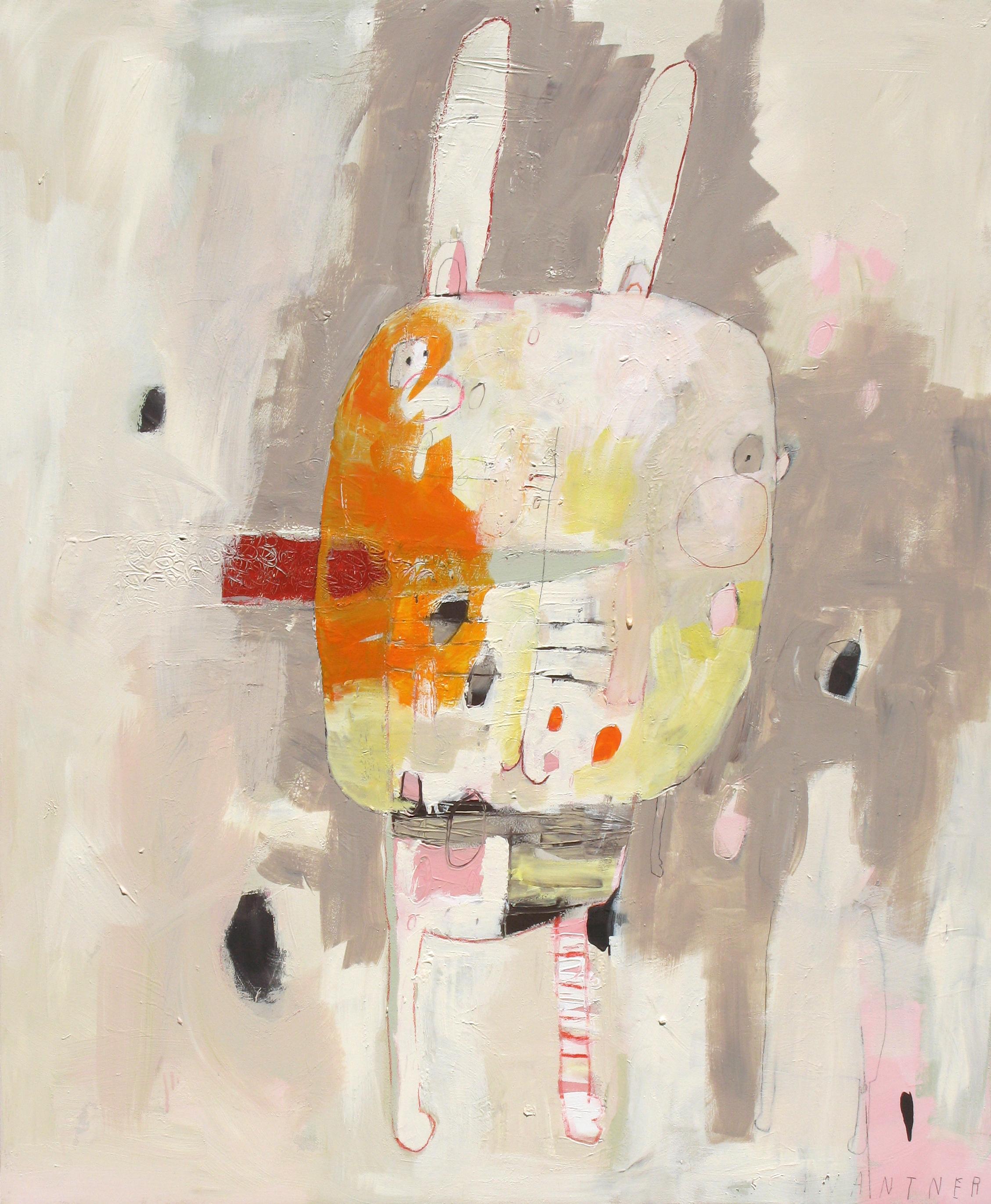 Mondhase, 2008, 115 x 145