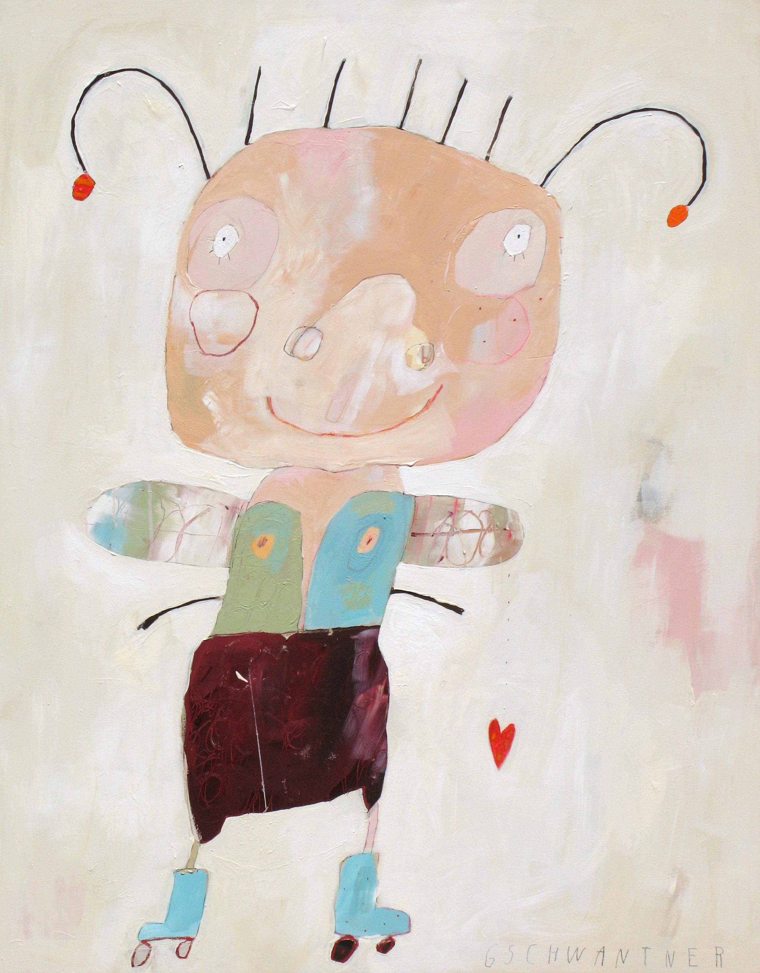 Rolling Pixie, 2008, 113 x133