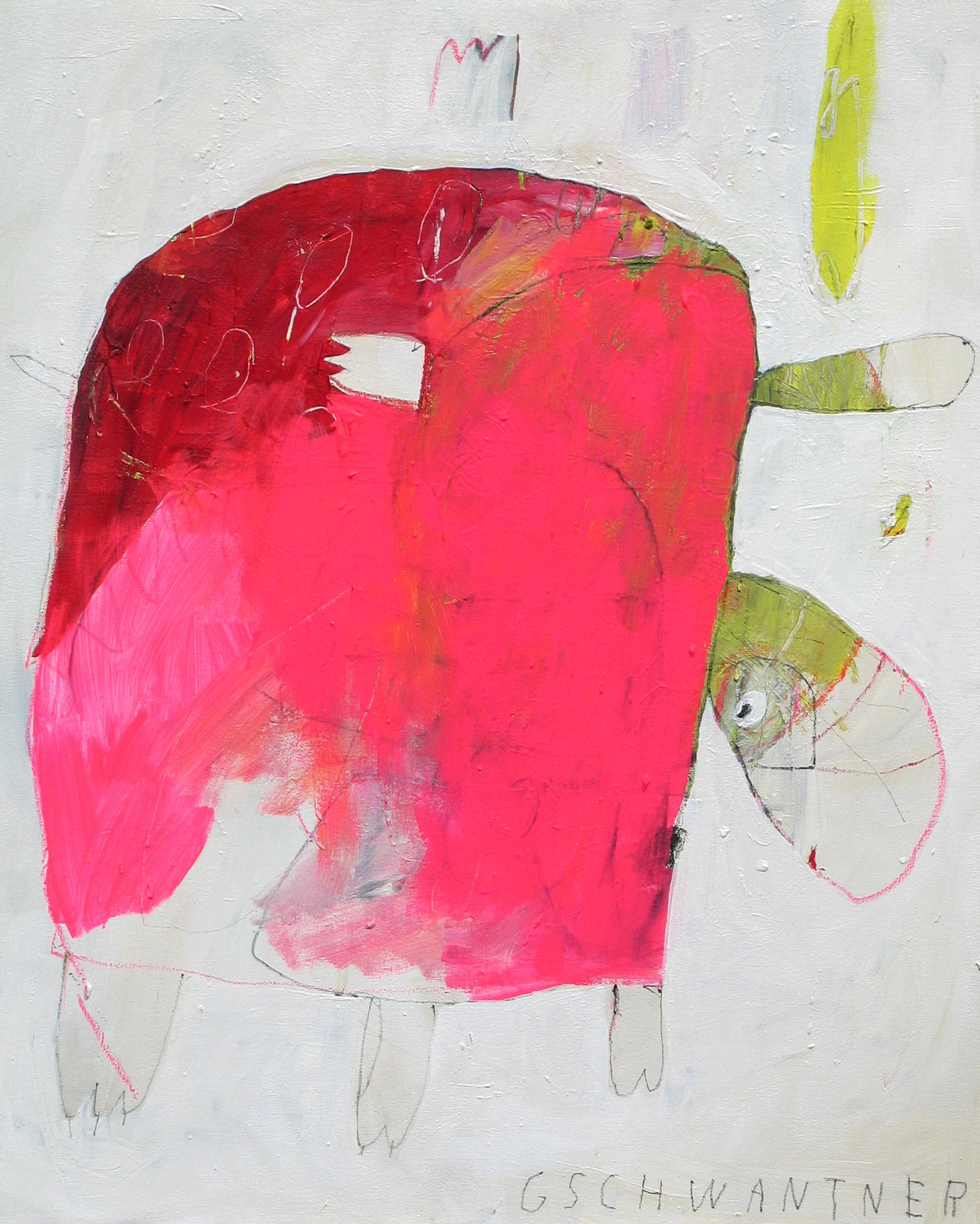 Schildkröte, 2007, 67 x 83