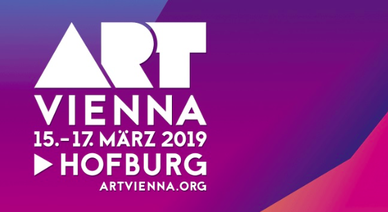 ART VIENNA International Art Fair 15. - 17.03. 2019  Hofburg Wien Heldenplatz 1010 Wien Forum / Stand 24 (Galerie Weihergut)