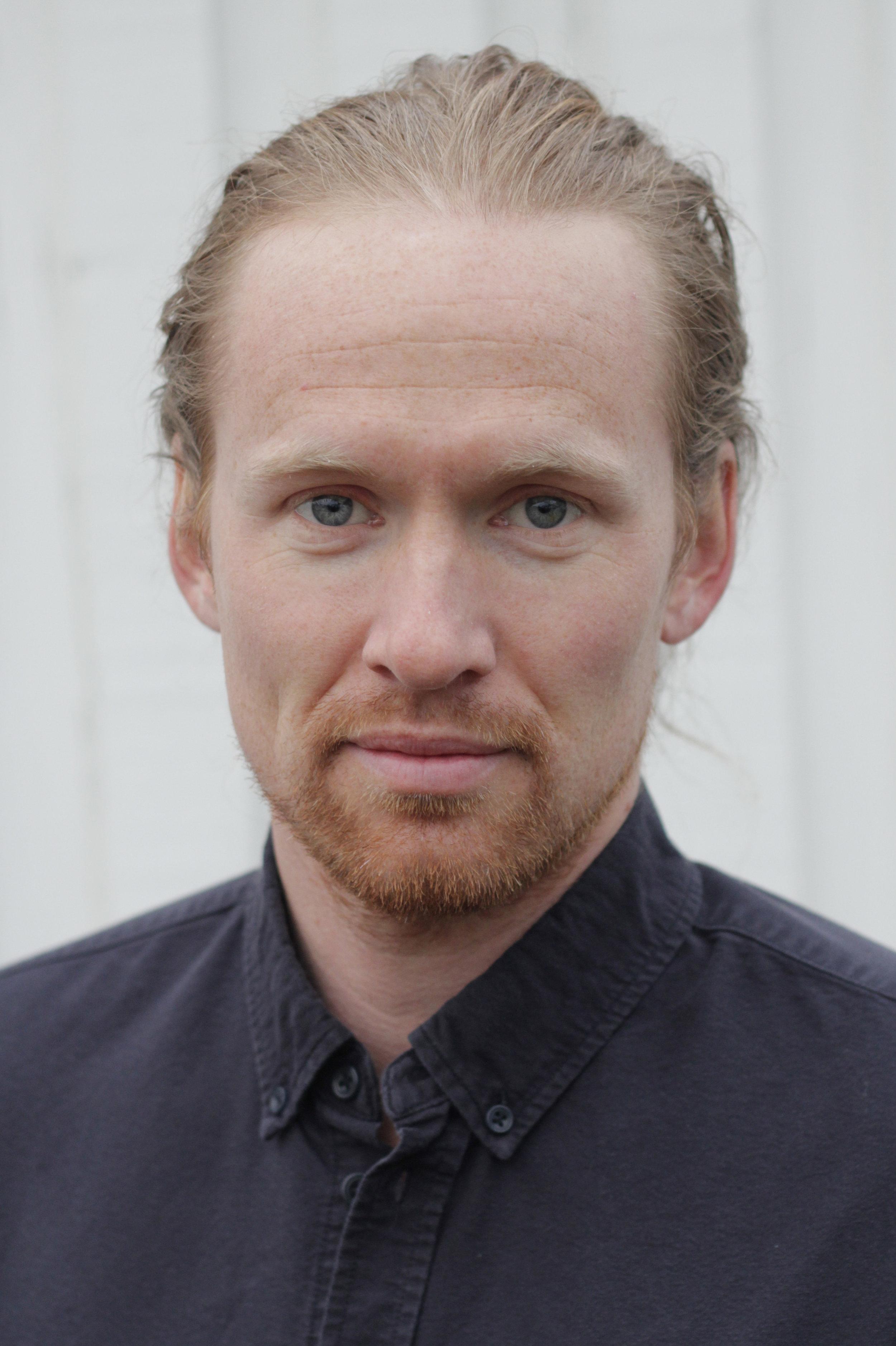 Simon Ekbäck Nordström. Foto: Okänd