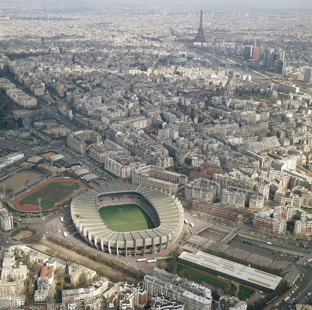 Parc des Princes - Paris