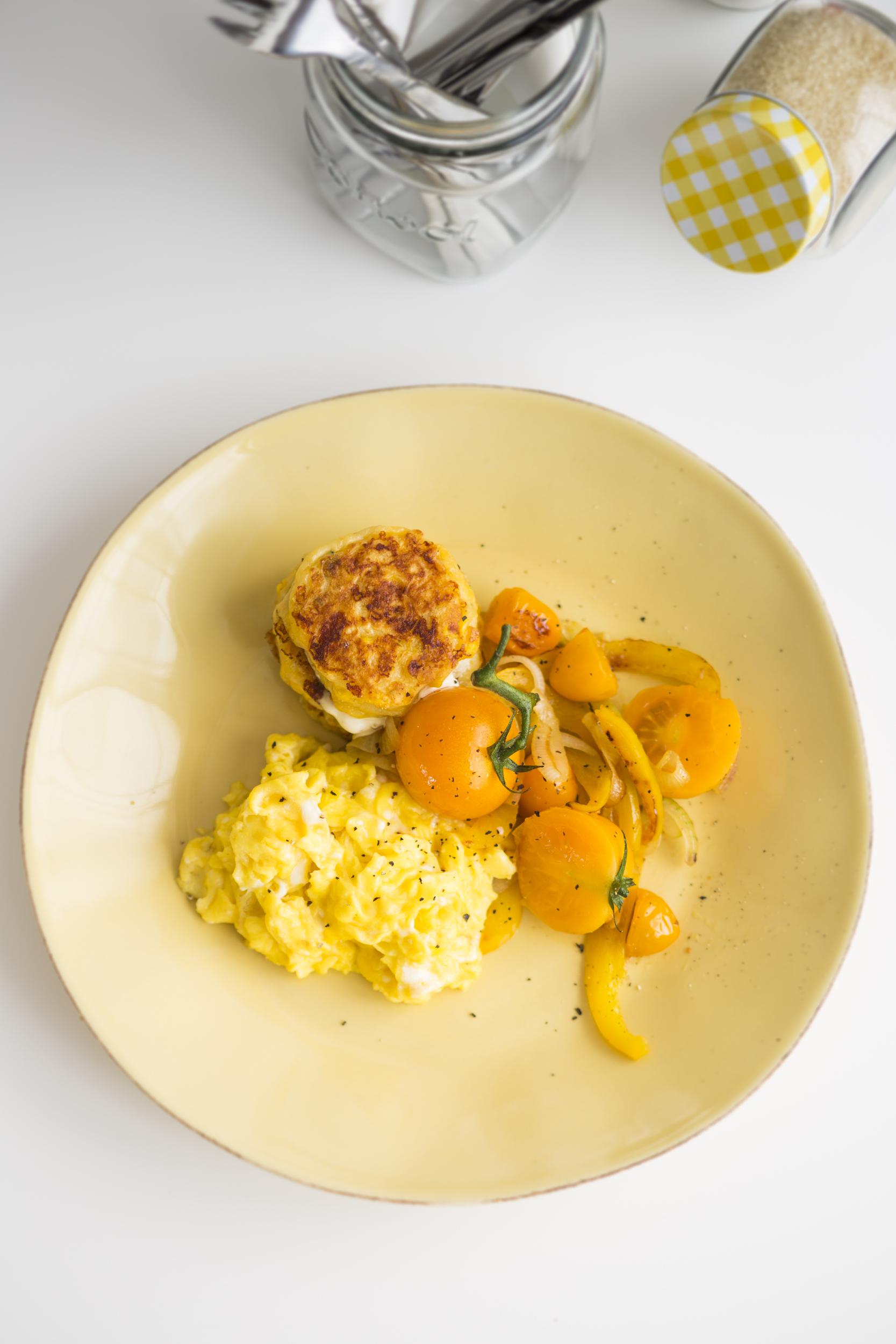 Yellow Breakfast