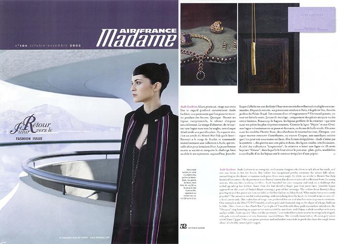 2005-11-Air France Madame