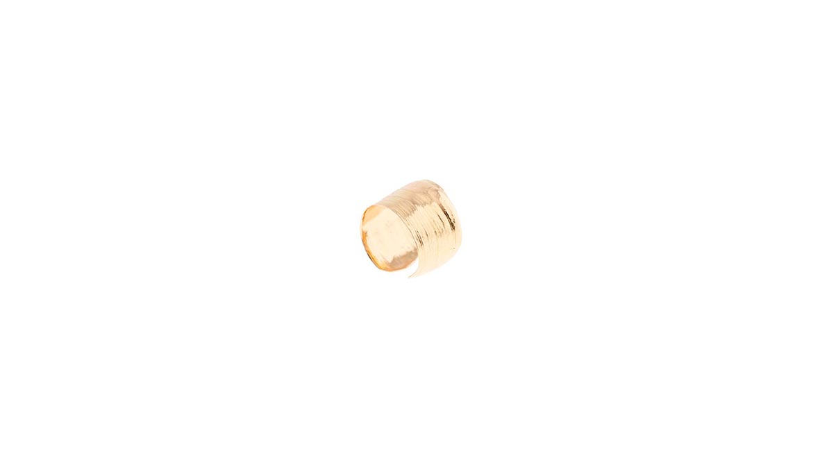 Ring, 18 carats pink gold.