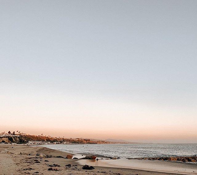 A very sunsetty sherbety sky 🌸