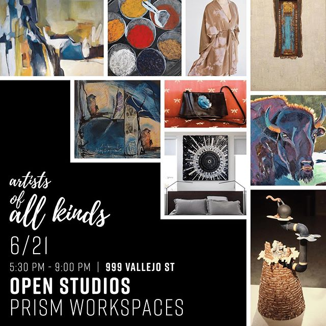 We're gearing up for a show @prismworkspaces on June 21st. Hope to see you there!