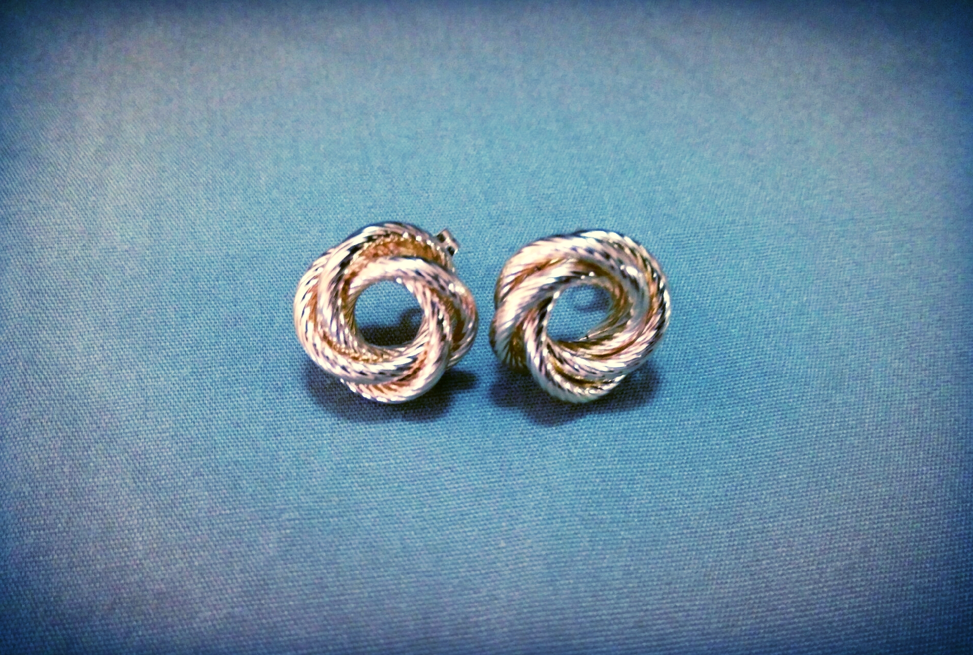 These Knot earrings in 14k gold are a jewelry box basic.