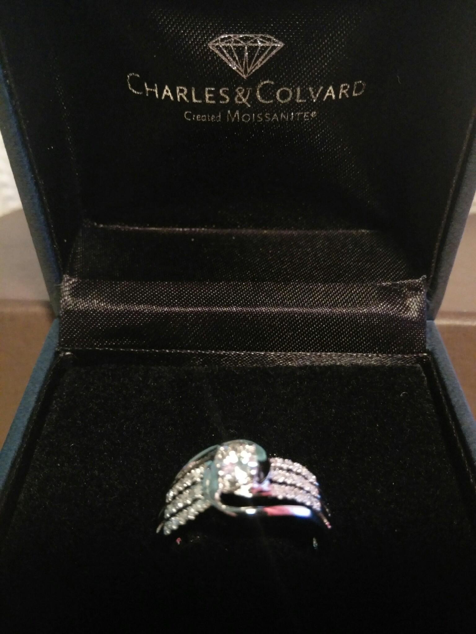 Charles & Colvard Created Moissanite Ring Box.jpg