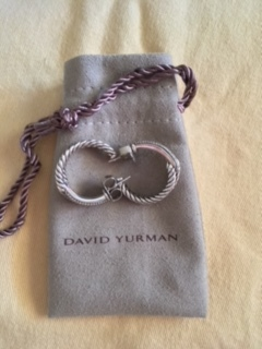 GGZ David Yurman Labyrinth Hoop Earrings with Diamonds 6.JPG