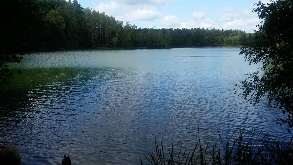 Jezioro Głęboczek, foto: Mira Serafin, grupa FB: KOCHAM MAZURY