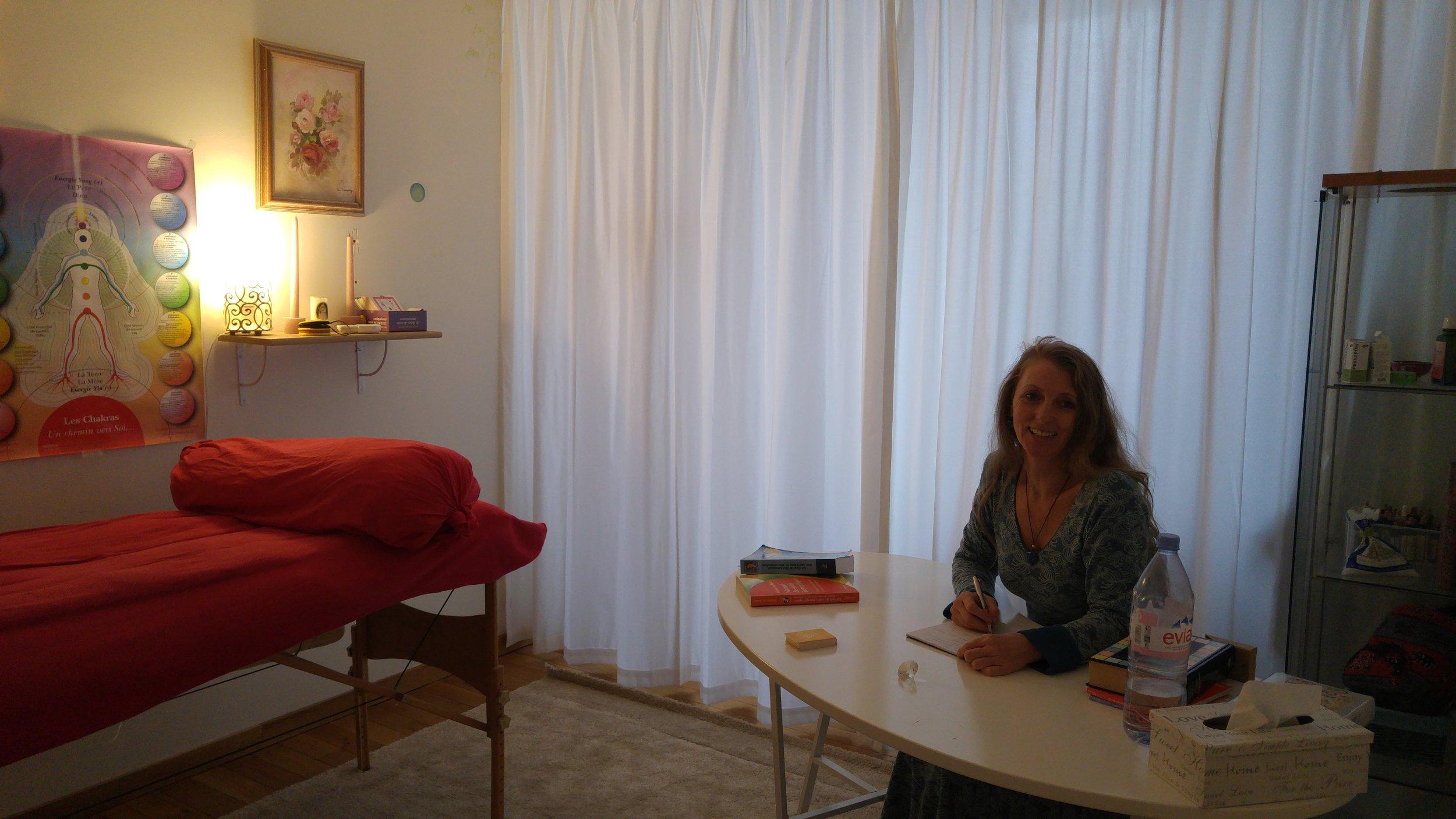 Gudrun Mahlberg soins énergétique Shandora