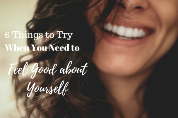 Feel Good About Yourself