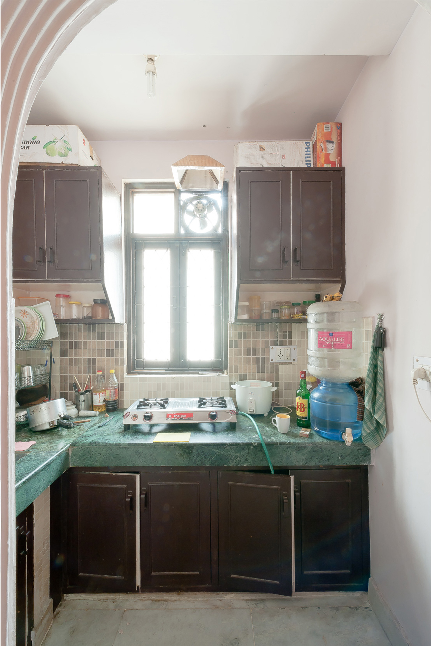 THE INDIAN MIDDLECLASS KITCHEN