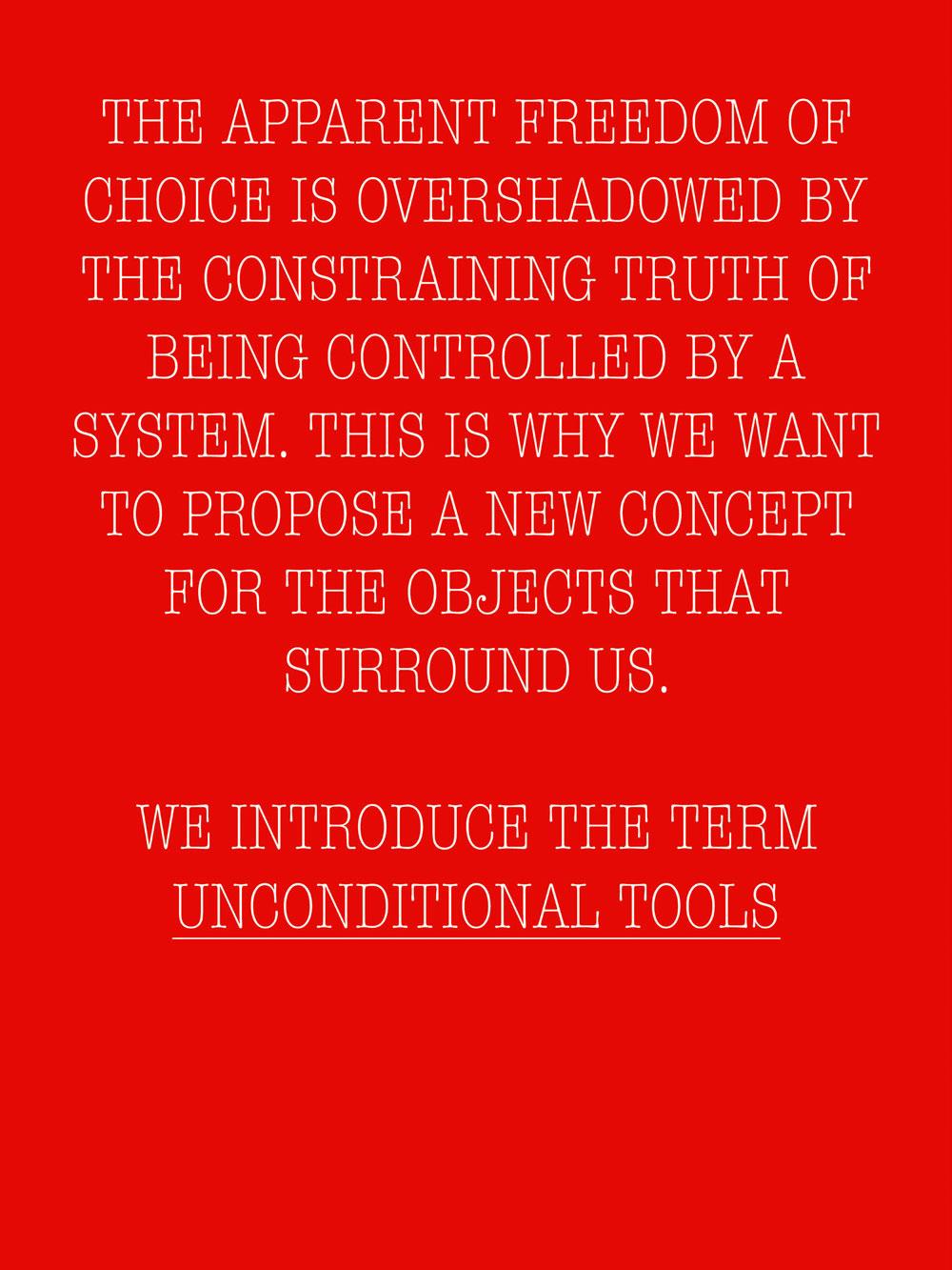 FUW_unconditional-tools