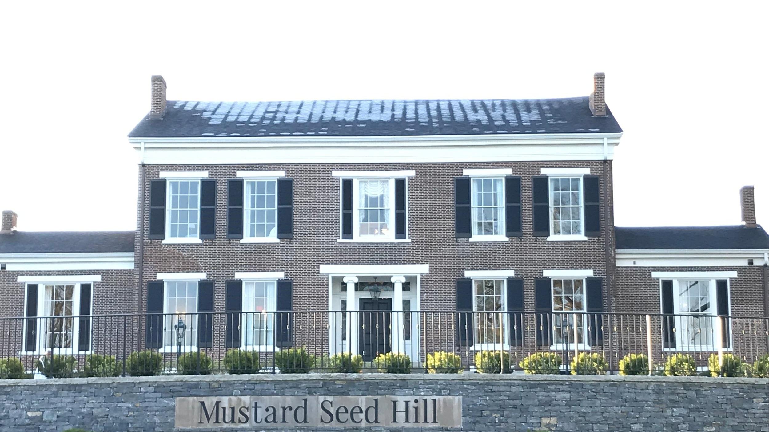 Mustard Seed Hill - Millersburg, KY
