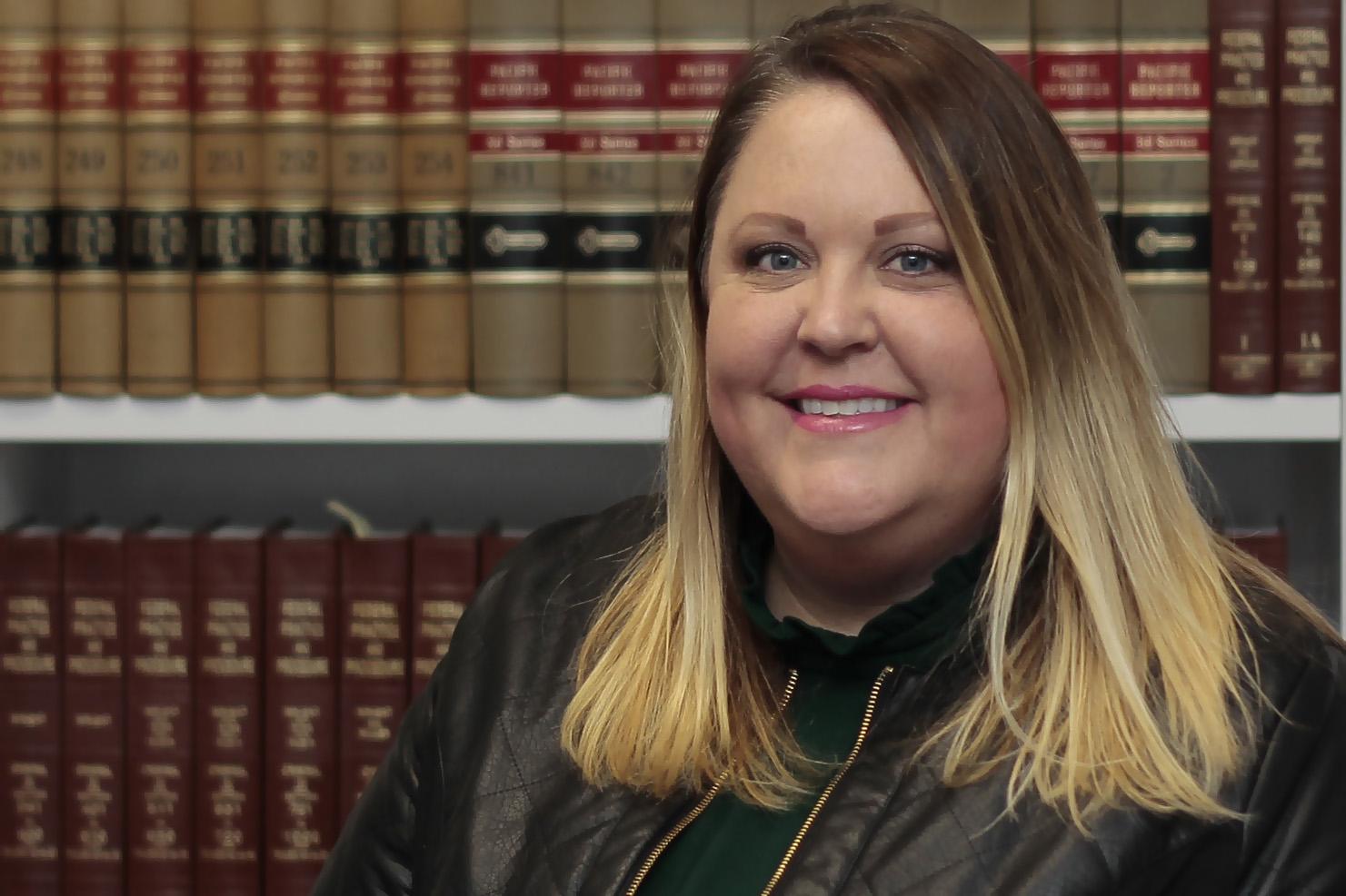 Shannon Thomas, Senior Staff Attorney   Email