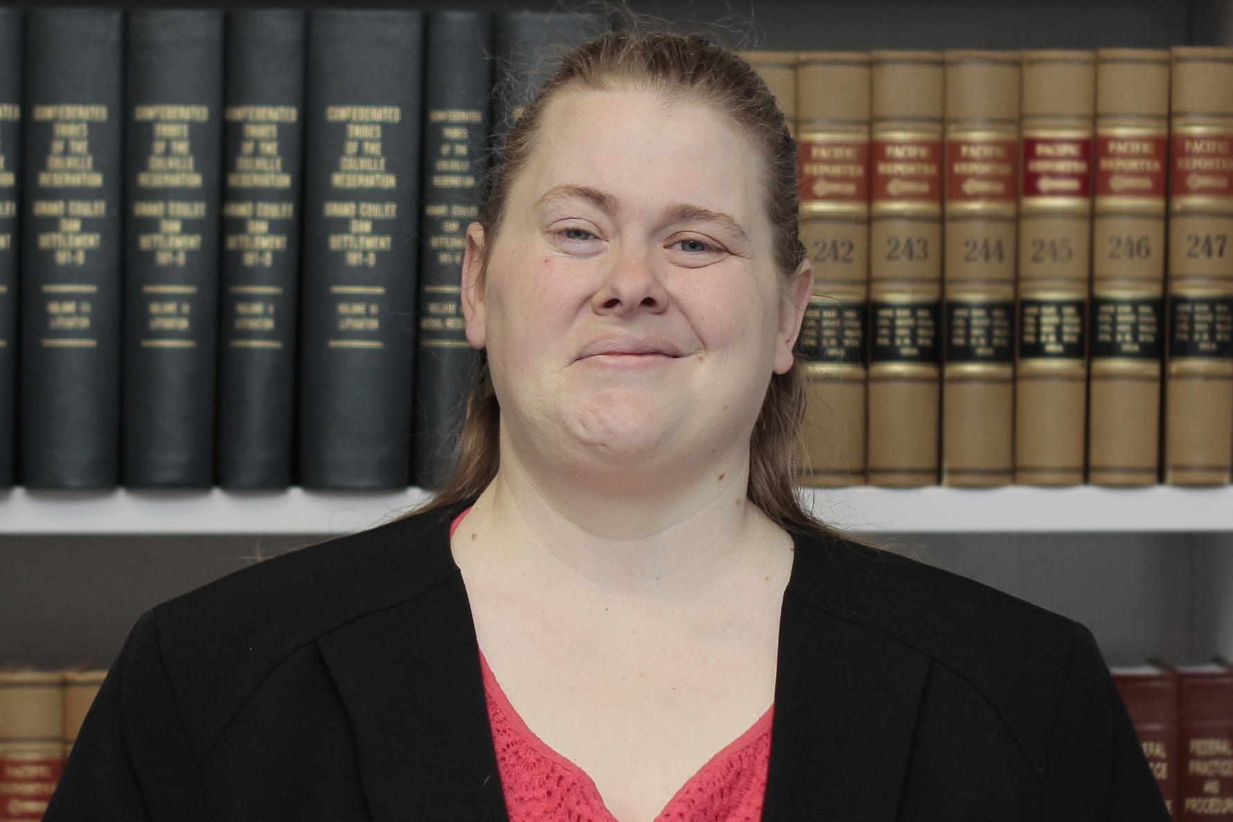Charissa Eichman, Staff Attorney   Email
