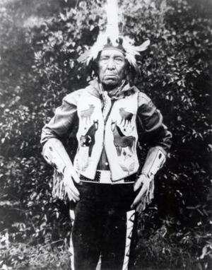 Tribal Chiefs — Colville Tribes