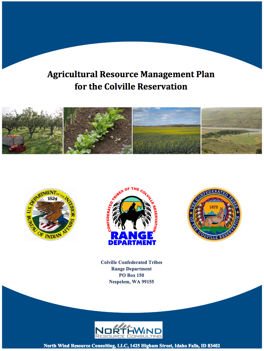 The Agricultural Resource Management Plan