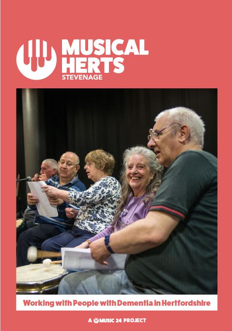 Musical Herts - Stevenage