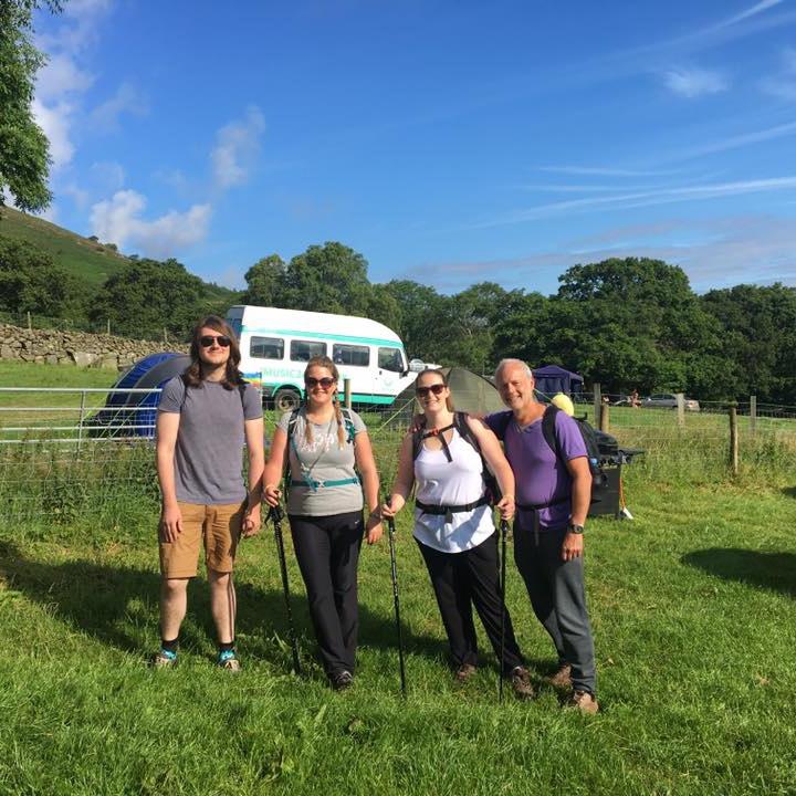 Snowdon Challenge, July 2017