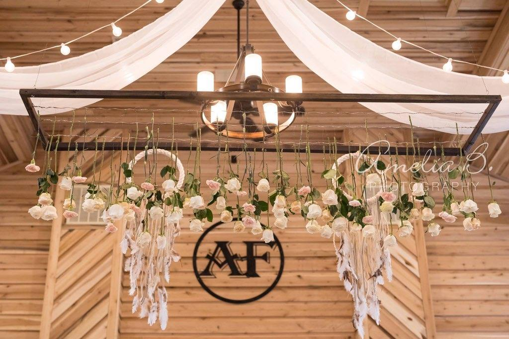 Florals created by Amy Marie Events