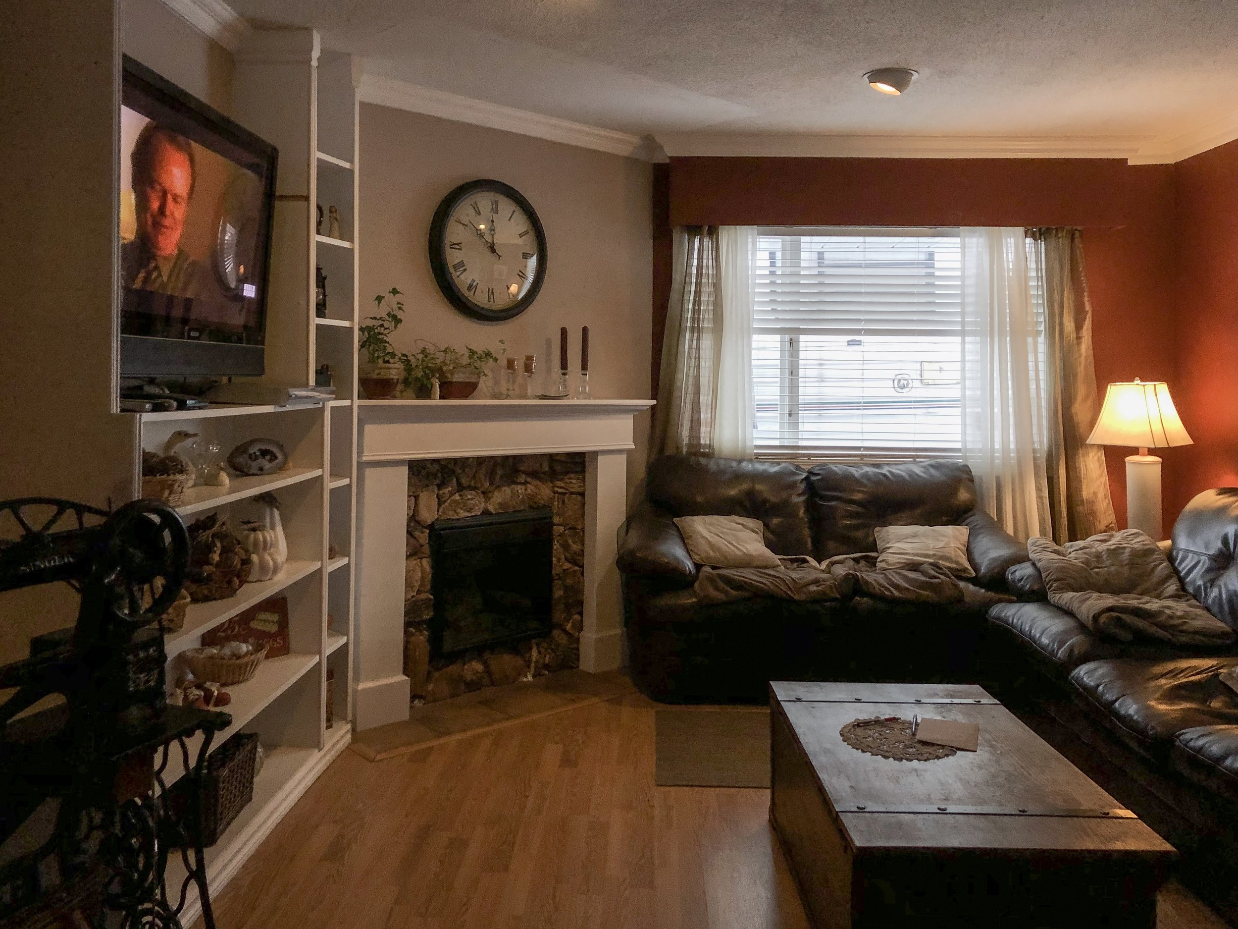 Suite/Shared Living Room on Grade Level