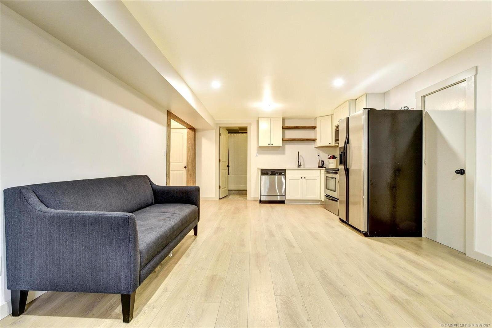Open Concept Basement Suite