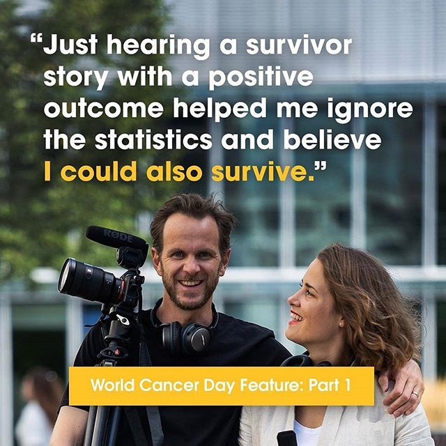 by @su2c. Our story got featured at @su2c for the #worldcancerday. Share your story and help to #StandUpToCancer. . #cancerfight #su2c #cancersurvivorship #cancersupport #cancersupporters #cancersurvivor #cancersurvivors #pancreaticcancersurvivor #cancerresearch #cancercommunity #cancerfighter #strongerthancancer #icancervive #cancersucks #fuckcancer #cancerstory #lifeaftercancer #cancerversary #cancerfree #mysurvivalstory