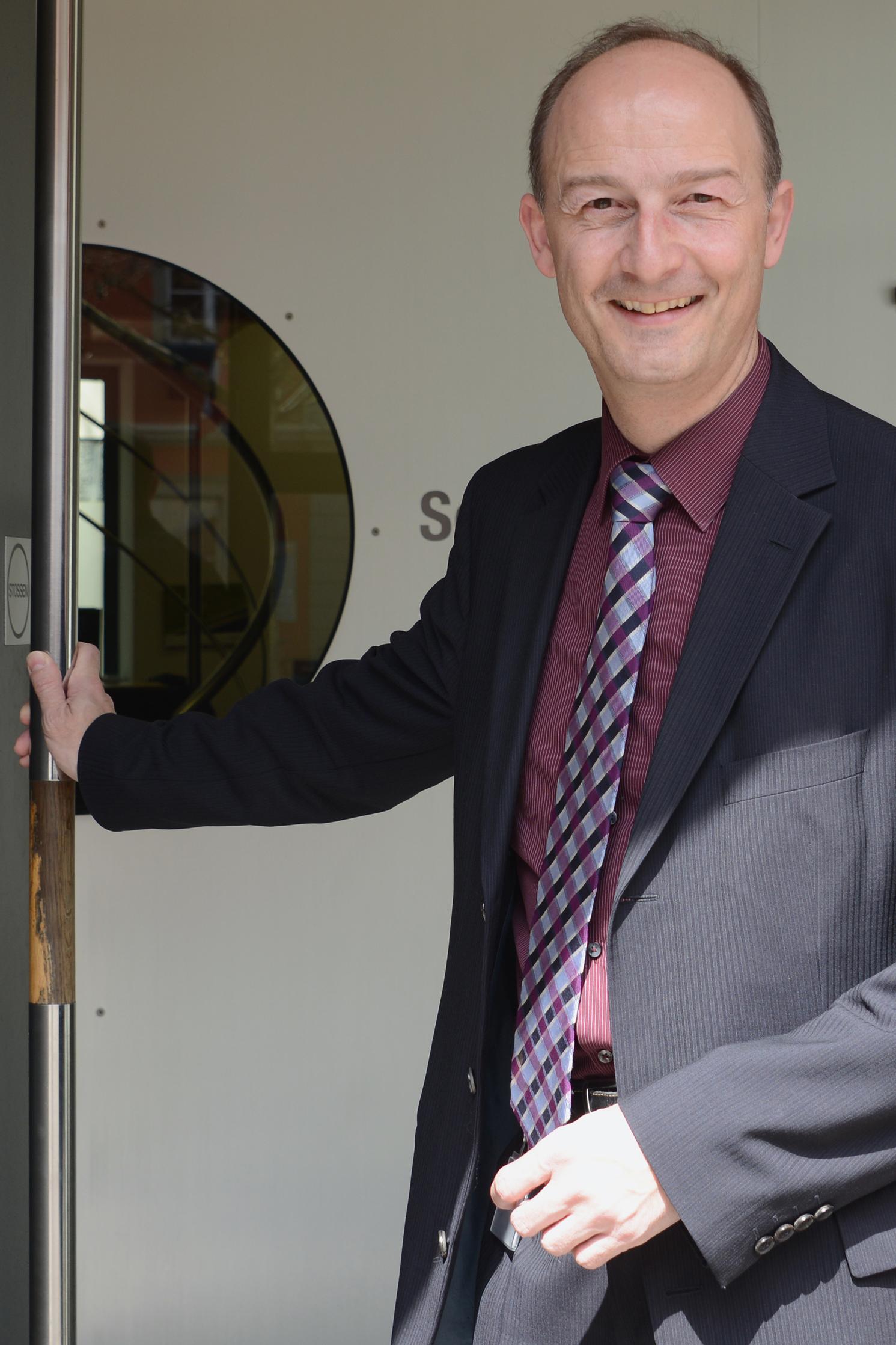 Urs Marti ist Stadtpräsident von Chur.  zVg