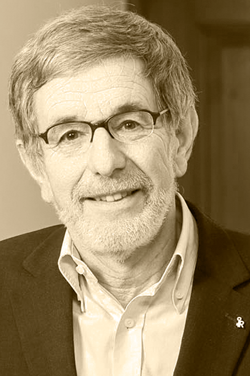 Johannes Flury ist ehemaliger Rektor der Pädagogischen Hochschule Graubünden.  Bild: zVg