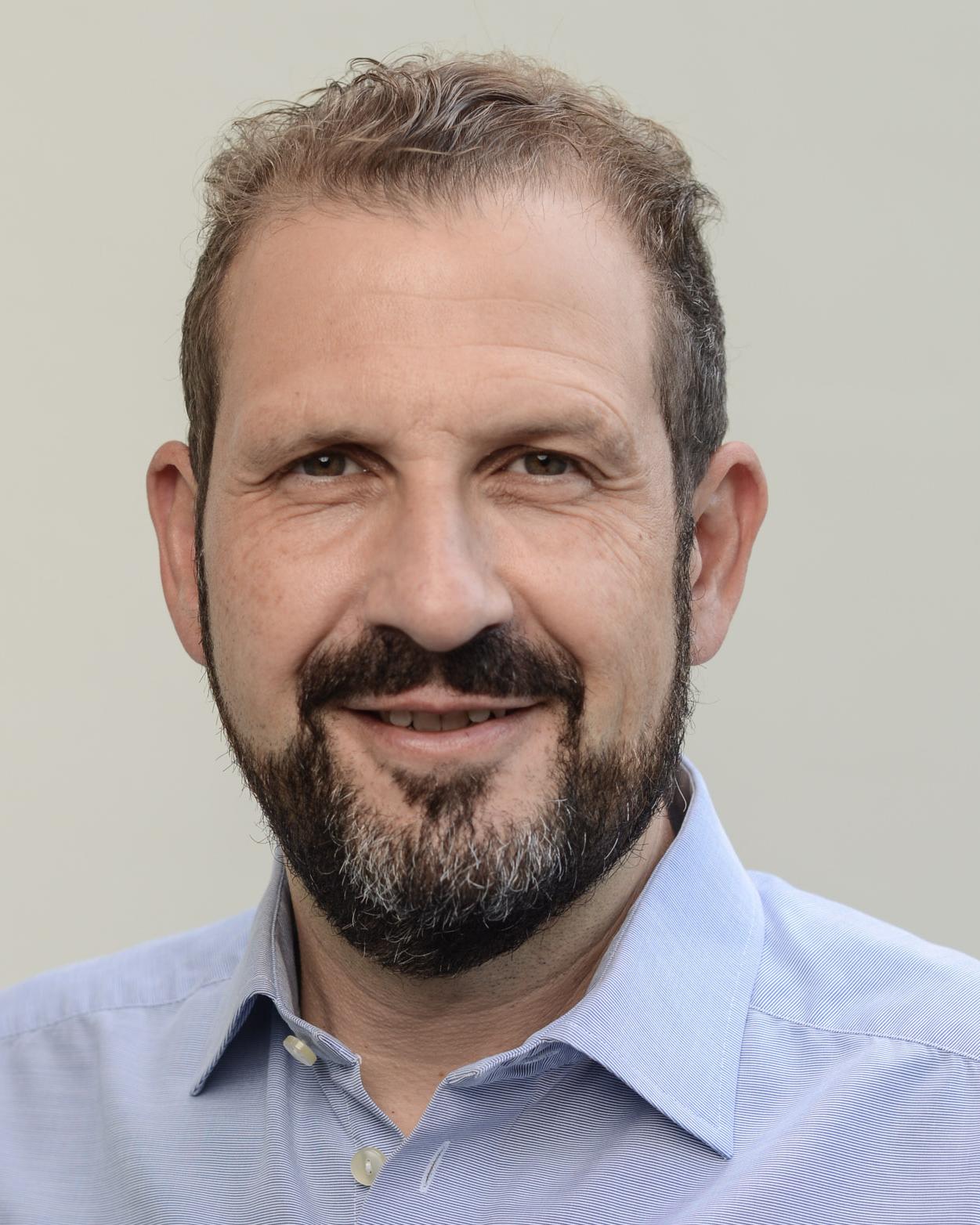 Giuseppe Gracia ist Bistumssprecher, Schriftsteller und Journalist.