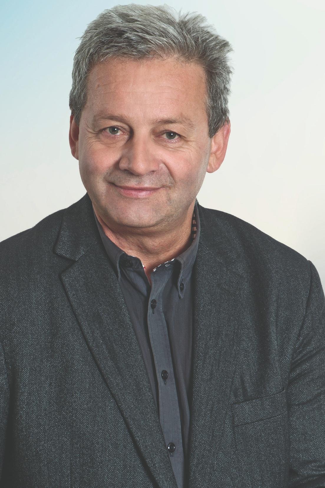 Jöri Schwärzel ist Grossrat und Präsident von  maenner.gr   Bild: ZvG