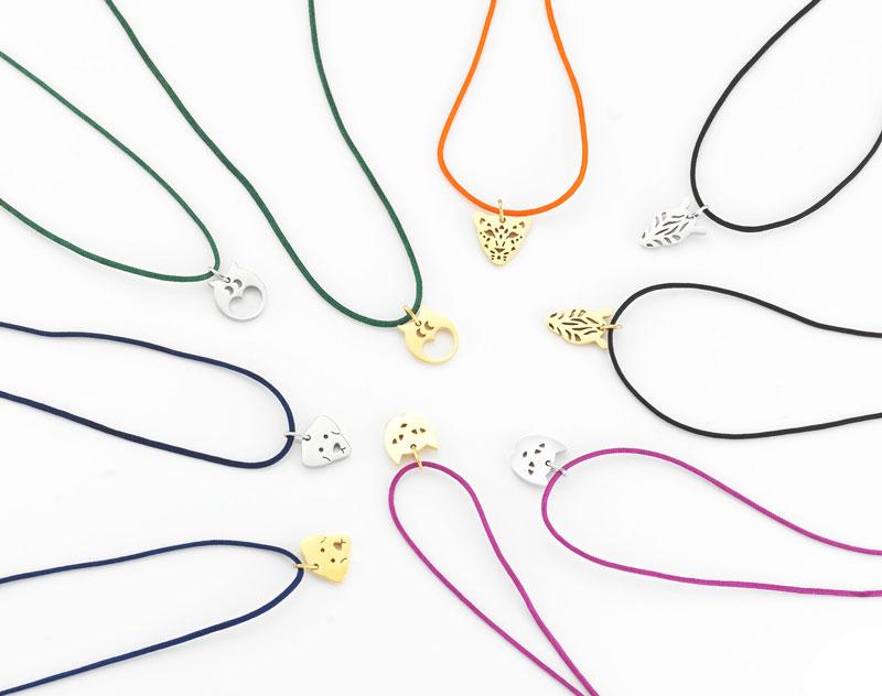 Animal Charm Necklaces