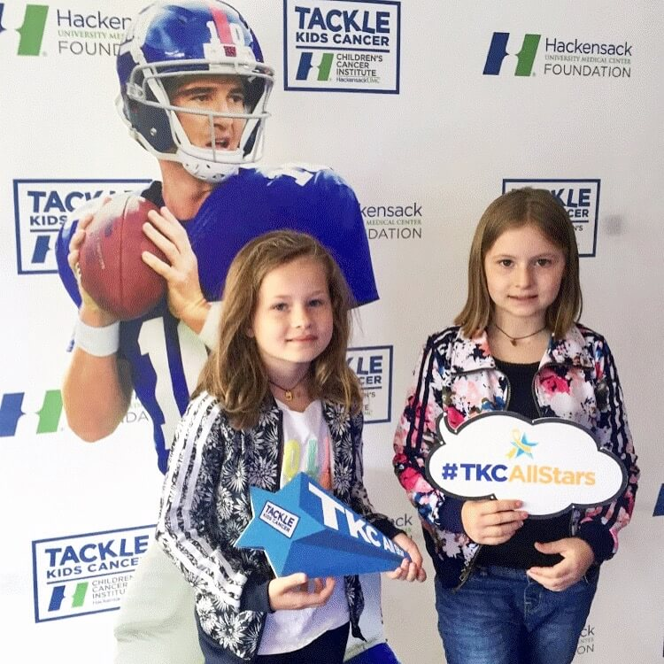 Tackle Kids Cancer All Stars Charity Event