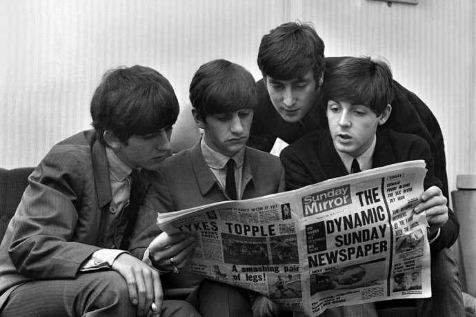 What's Happening: The Beatles in the USA - Wednesday, June 7th, SundownAlbert and David Maysles, 1964, 74 min