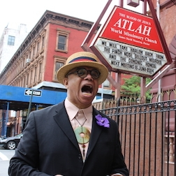 Made in Harlem - Wednesday, March 15th, 6:30pmQ&A with Uptown Underdogdirector Nuhi de Stani and subject Michael Henry Adams.