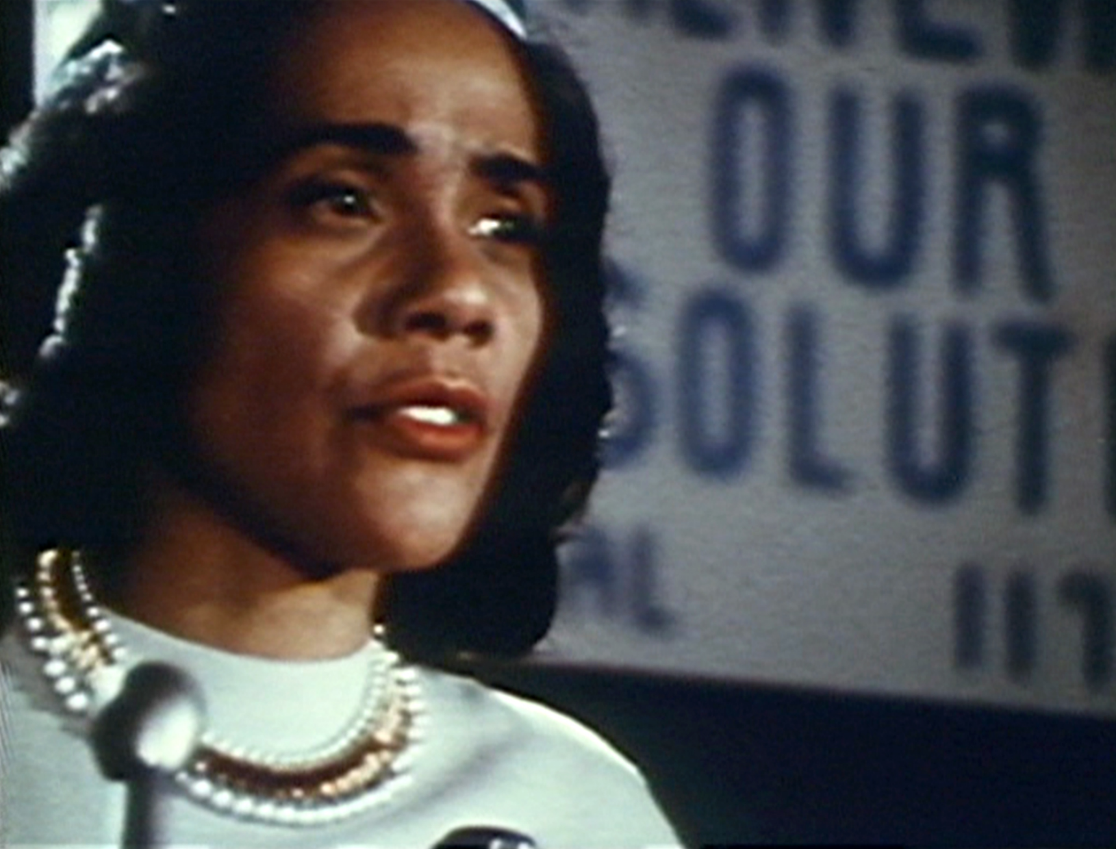 Thursday, 3/28 | 6:30PM - Films of Madeline AndersonMadeline Anderson, 65 min, 1960-1970Q&A with Madeline Anderson to follow program@ the City College of New York