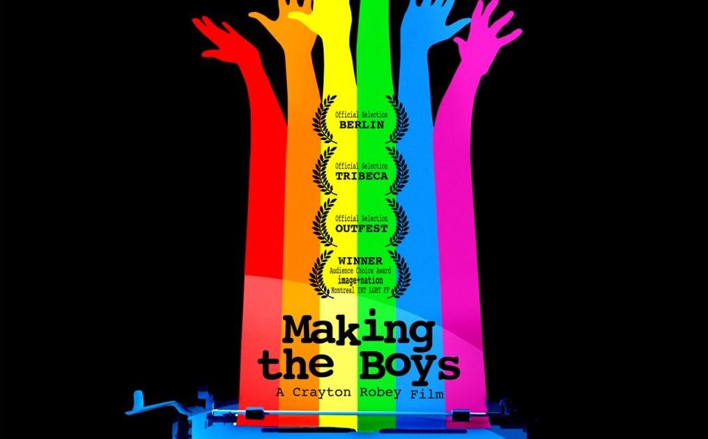Thursday, 5/2 | 6:30PM - Making the BoysCrayton Robey, 2011, 97 minQ&A with Making the Boys producer Douglas Tirola to follow screening.