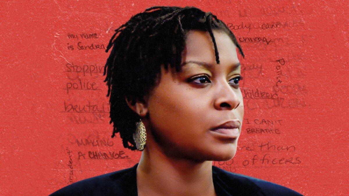 Saturday 10/5   7pm - Say Her Name: The Life and Death of Sandra Bland (Kate Davis & David Heilbroner, 2018, 105 min.)