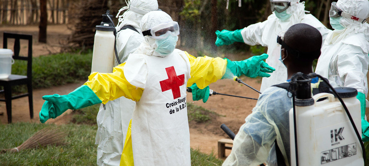 ***Free Panel Discussion***The Kivu Ebola Outbreak:A Conversation with the Diaspora - Saturday, October 19th, 1PM