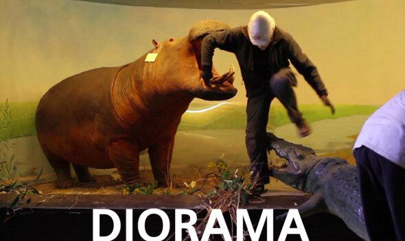 Diorama+This Magnificent Cake! - Sunday, October 20th, 1PM