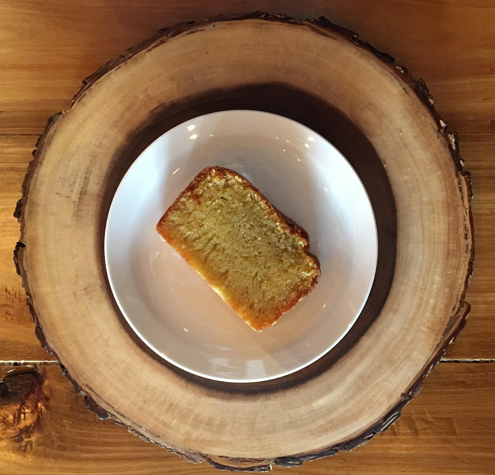 Citrus Olive Oil Cake  Loaf bread made with oranges and olive oil. Perfectly moist and delicious!