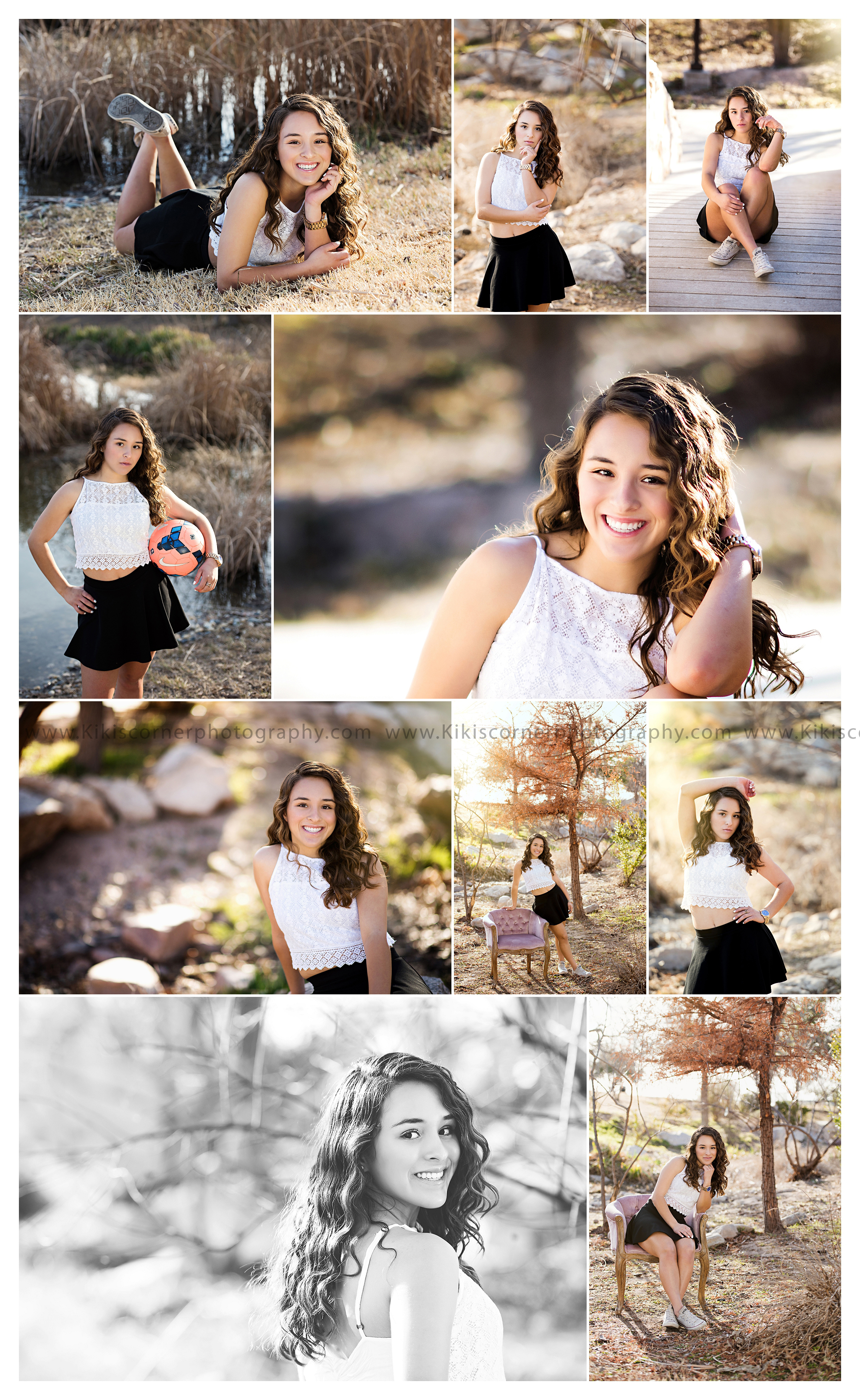 seniorgirlcollagemidlandtexassenior