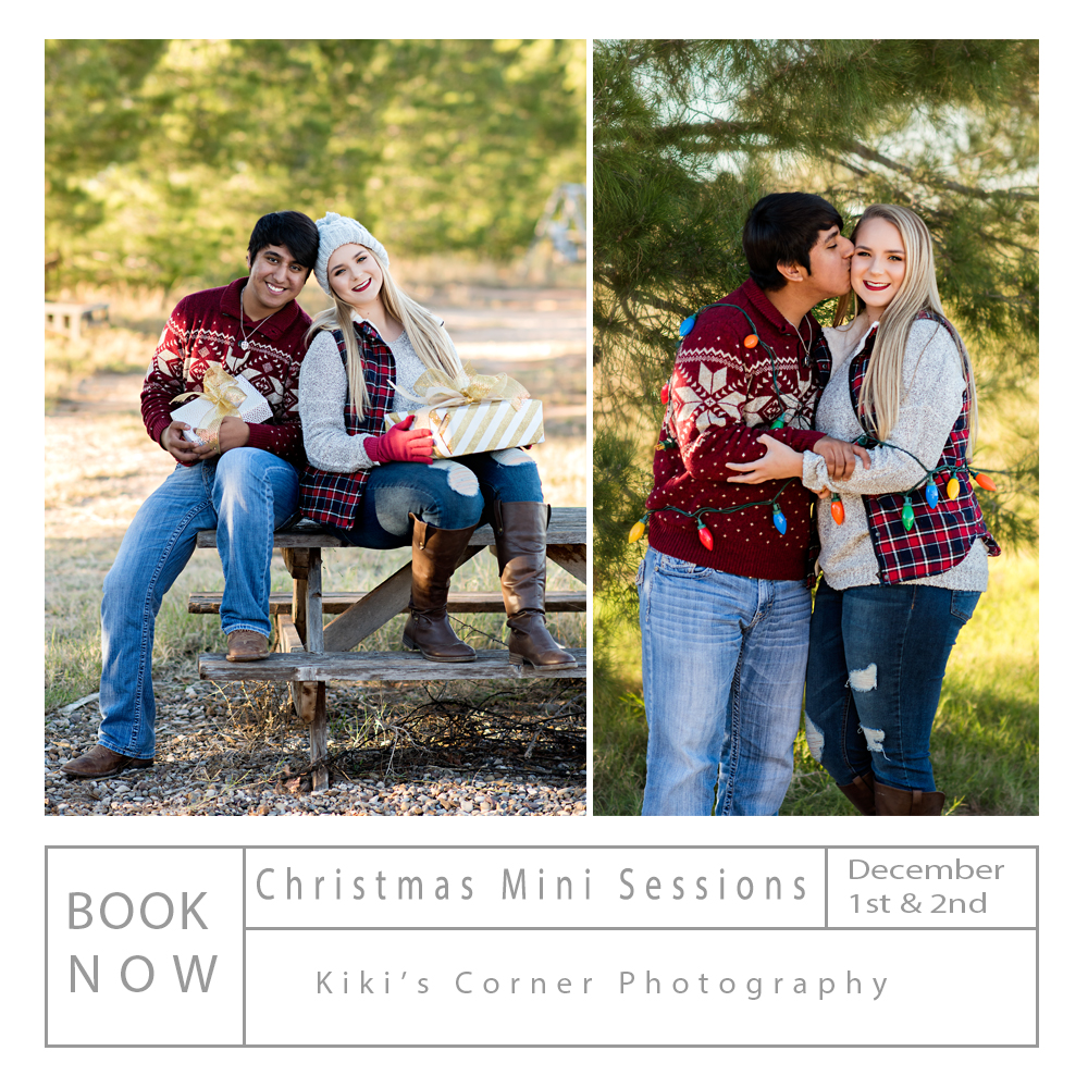 Perfect for Couples or Best Friend Sessions