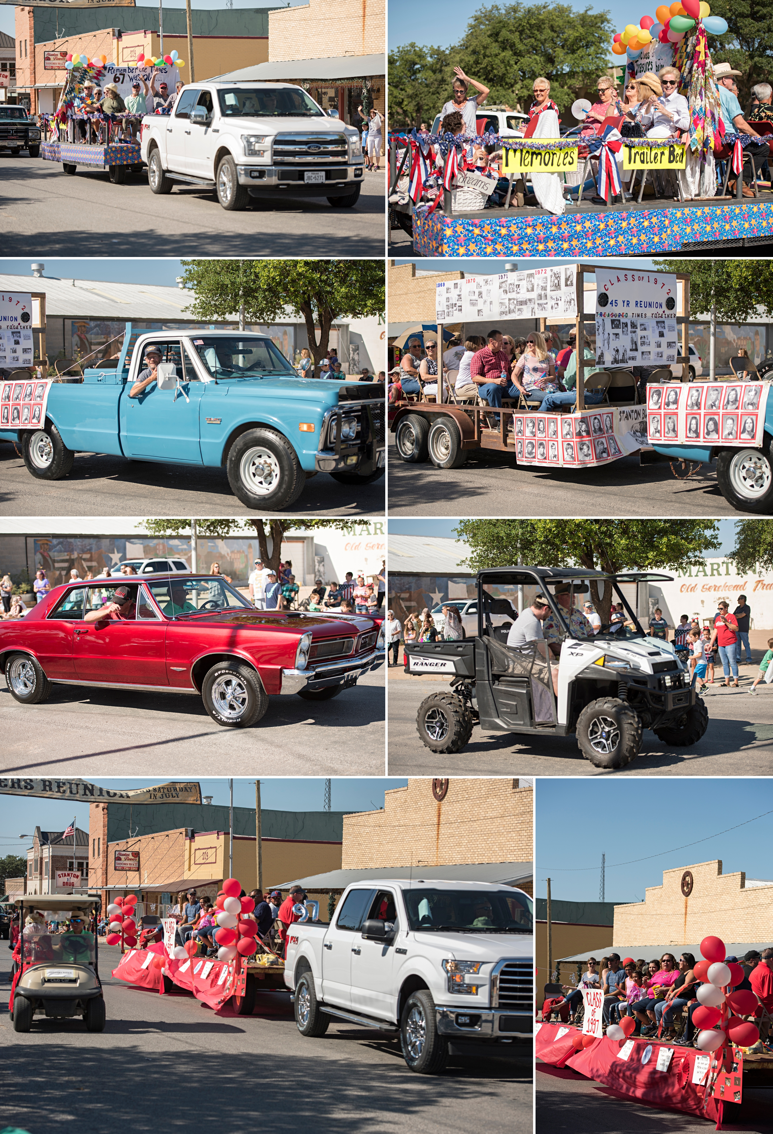 Old Settlers Parade 2