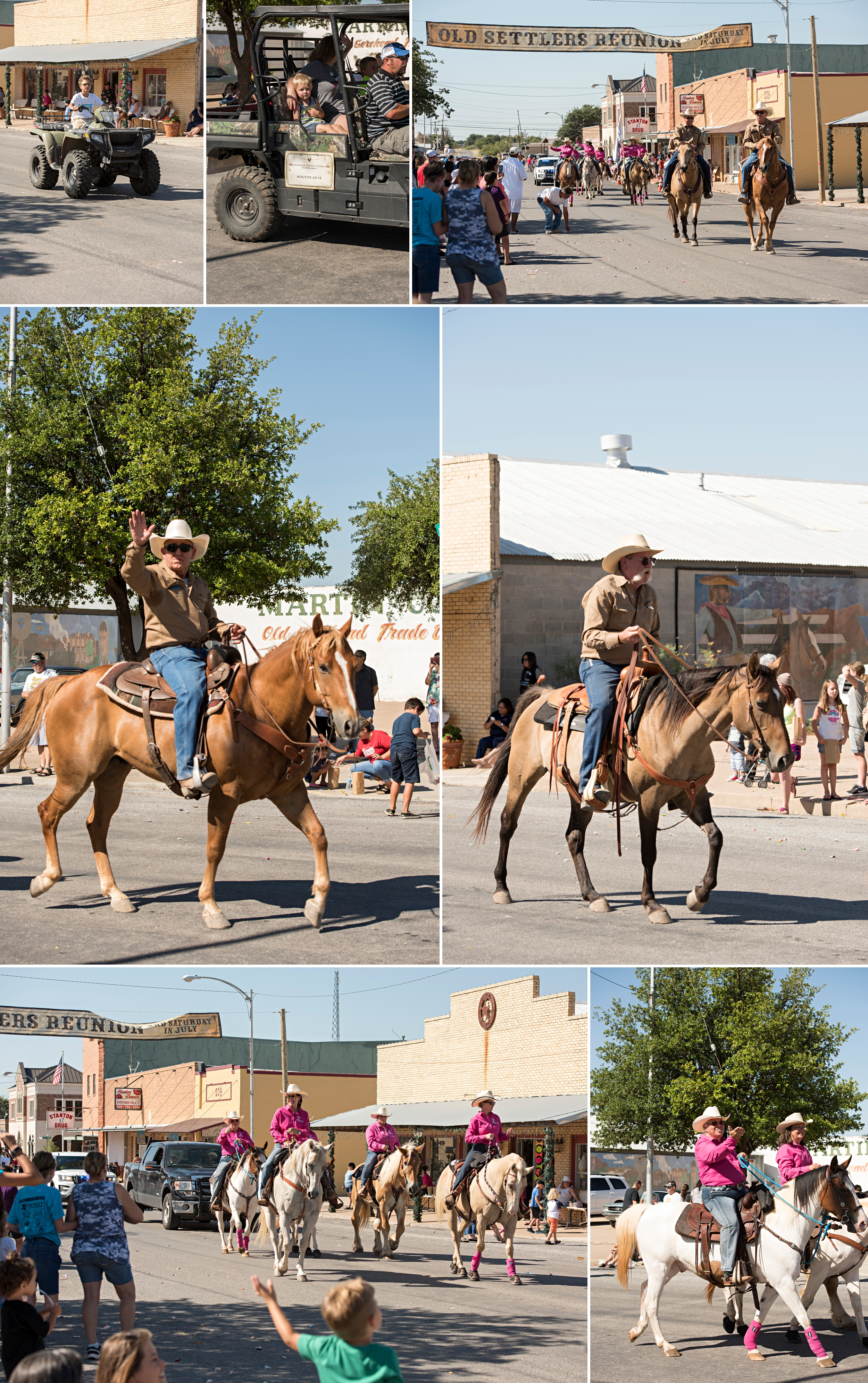 horsesinparade