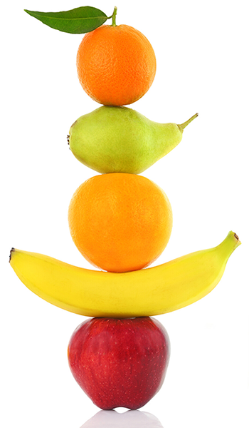 stacked fruit picture