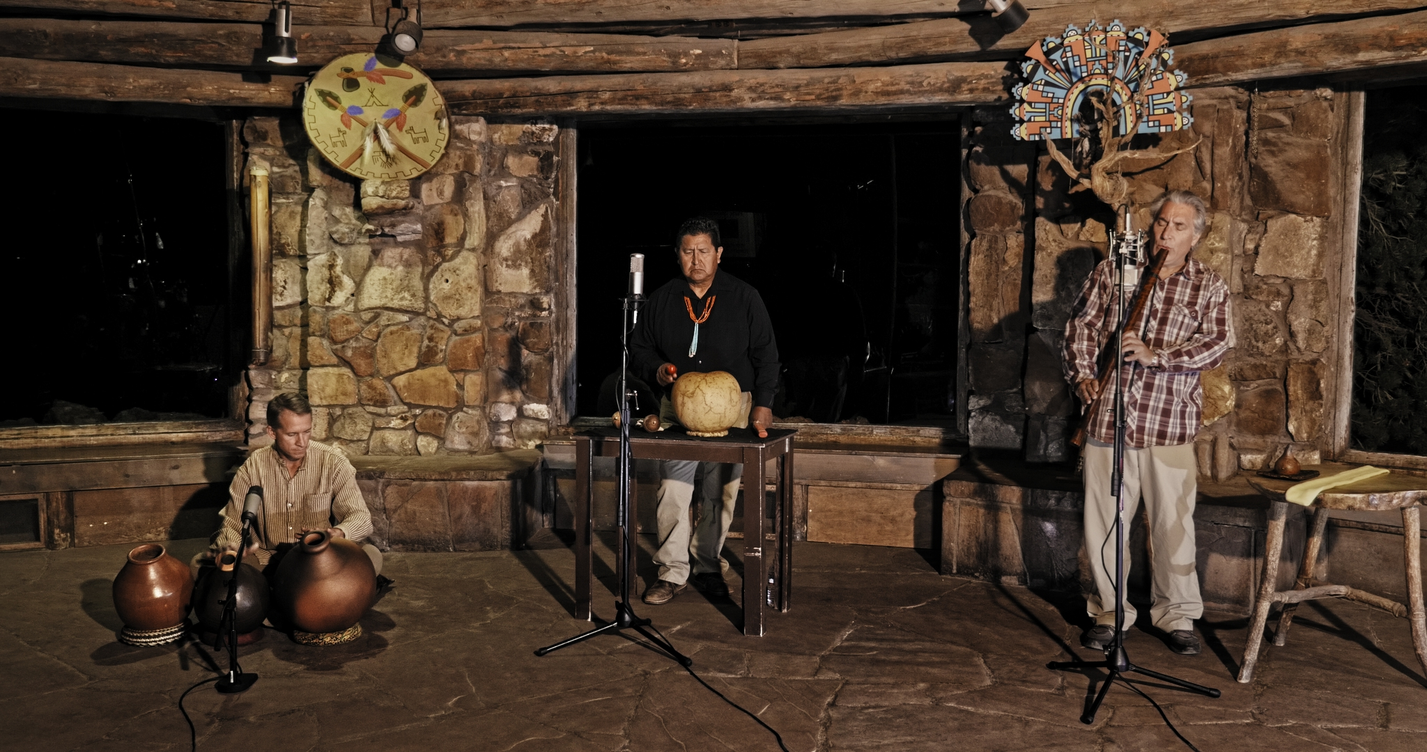 Trio playing in Watchtower.jpg